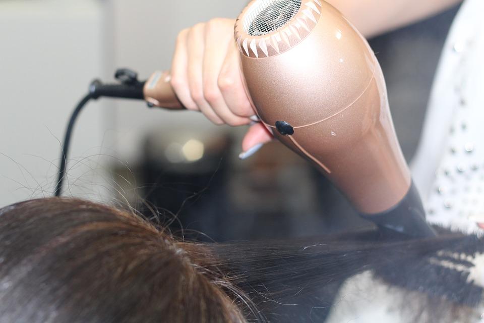 fryzjer Konin