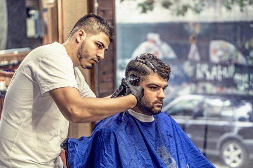 fryzjer męski